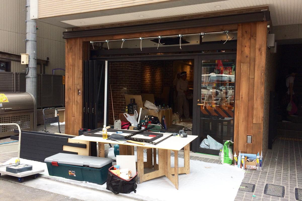 EIGHT BURGERS TOKYO、近日オープン!?