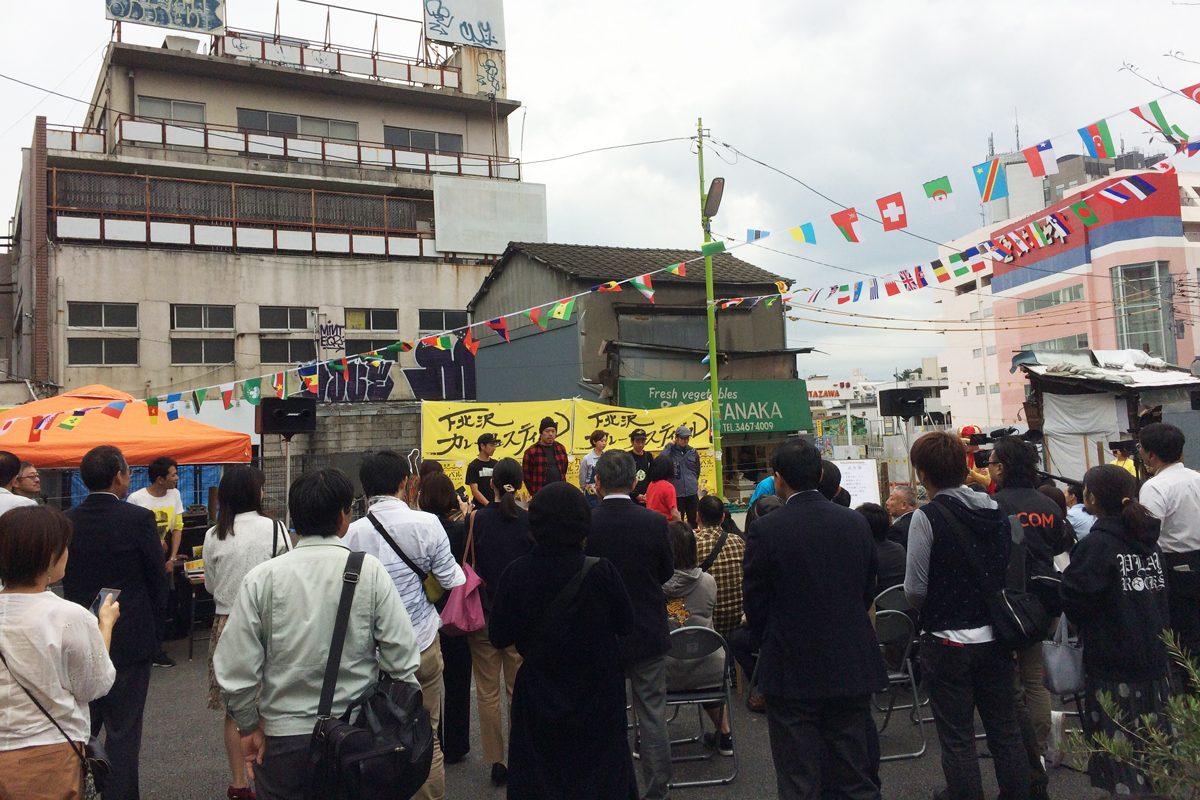 カレーフェスティバル2017、本日開幕~!