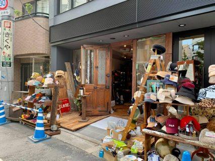 AGA Building完成に伴い、帽子店「Bulsaras」が元の位置に