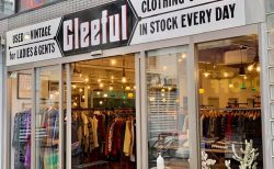 「Flamingo マバタキ」跡に「Gleeful」2号店オープン