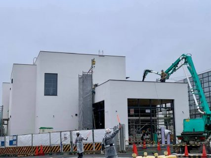 徐々に拡張する下北線路街、東北沢エリアの施設は来年4月オープン