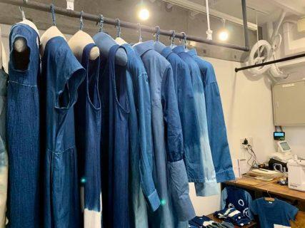 どれもおしゃれ!デニム、インディゴ好きにおすすめ「ファクトリー藍ショップ」