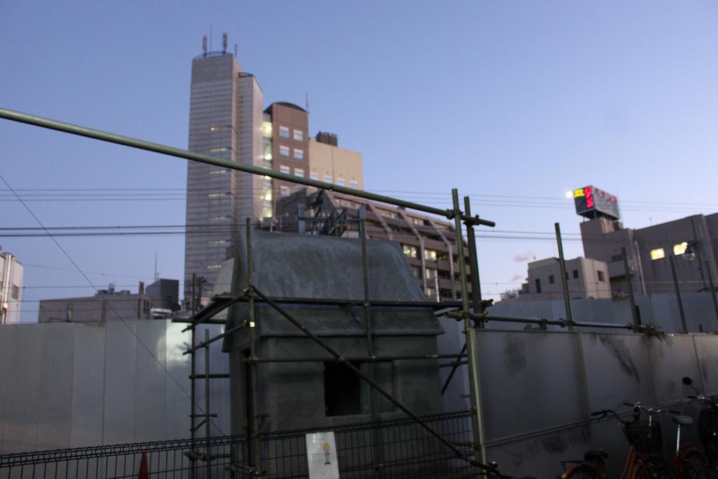 現在(2011.2月前半)の下北沢の不動産事情