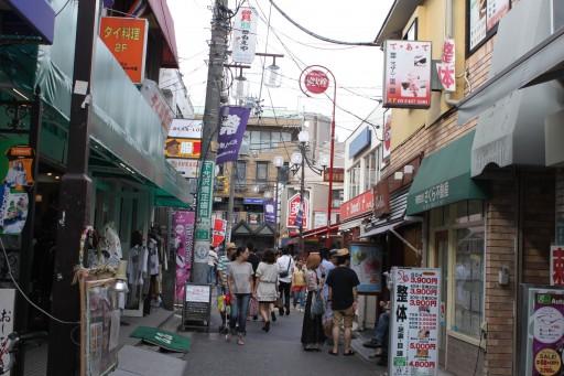SHIMOKITA VOICE 【4】増えていく業種と減っていく個人店