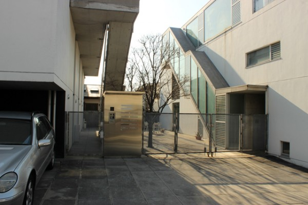 東北沢のデザイナーズマンション