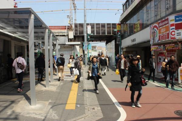これは必見!下北沢駅南口から10m この先数年出ない好立地店舗