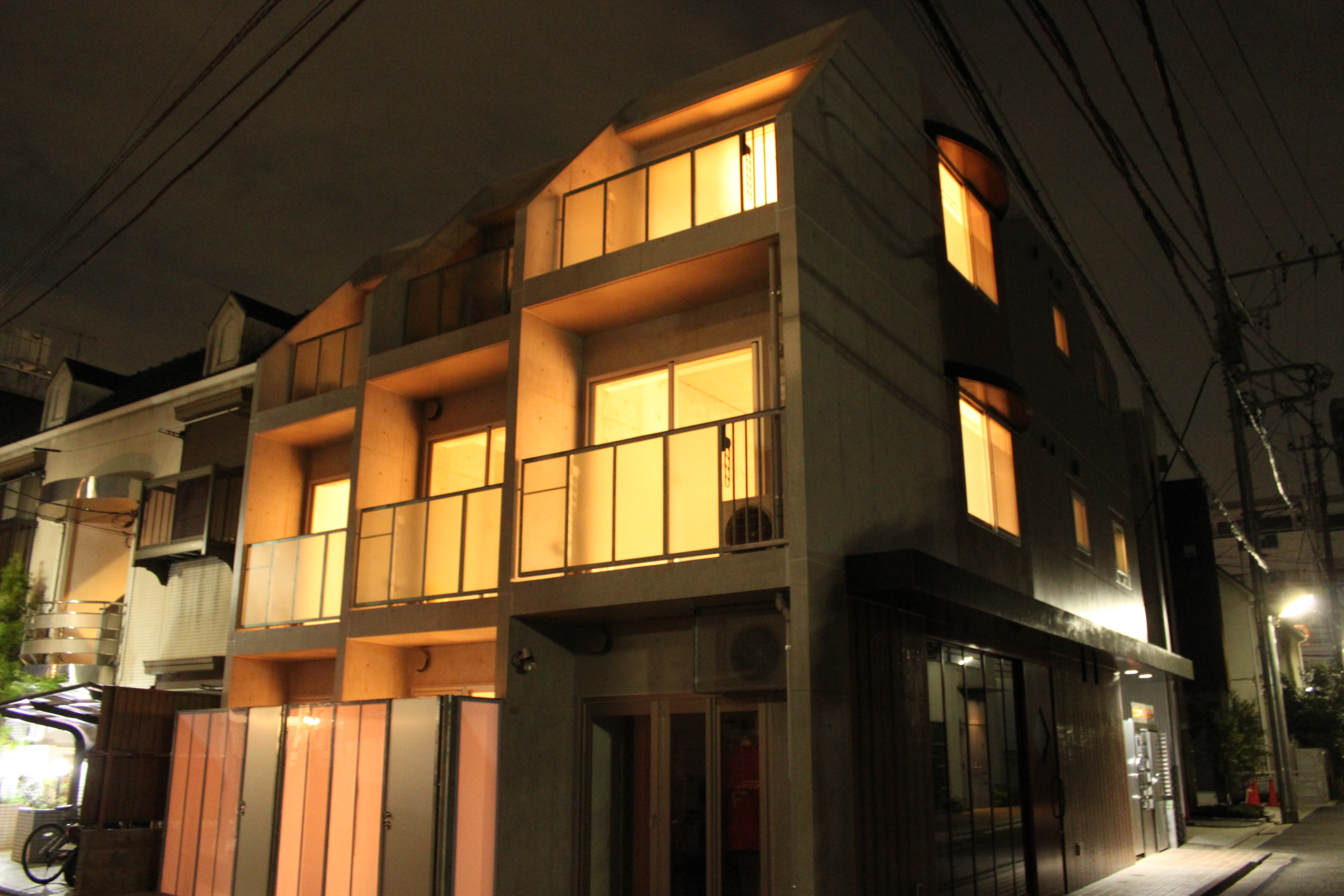 下北沢で一番カッコ良く暮らす。「sidewalk下北沢」301号室