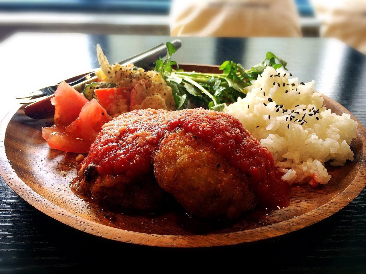 野菜たっぷり「プロパガンダ」のランチは下北沢デートに追加決定