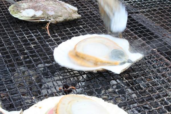 プリップリの牡蠣・帆立がワンコインで!下北沢の「気仙フェア」開催中