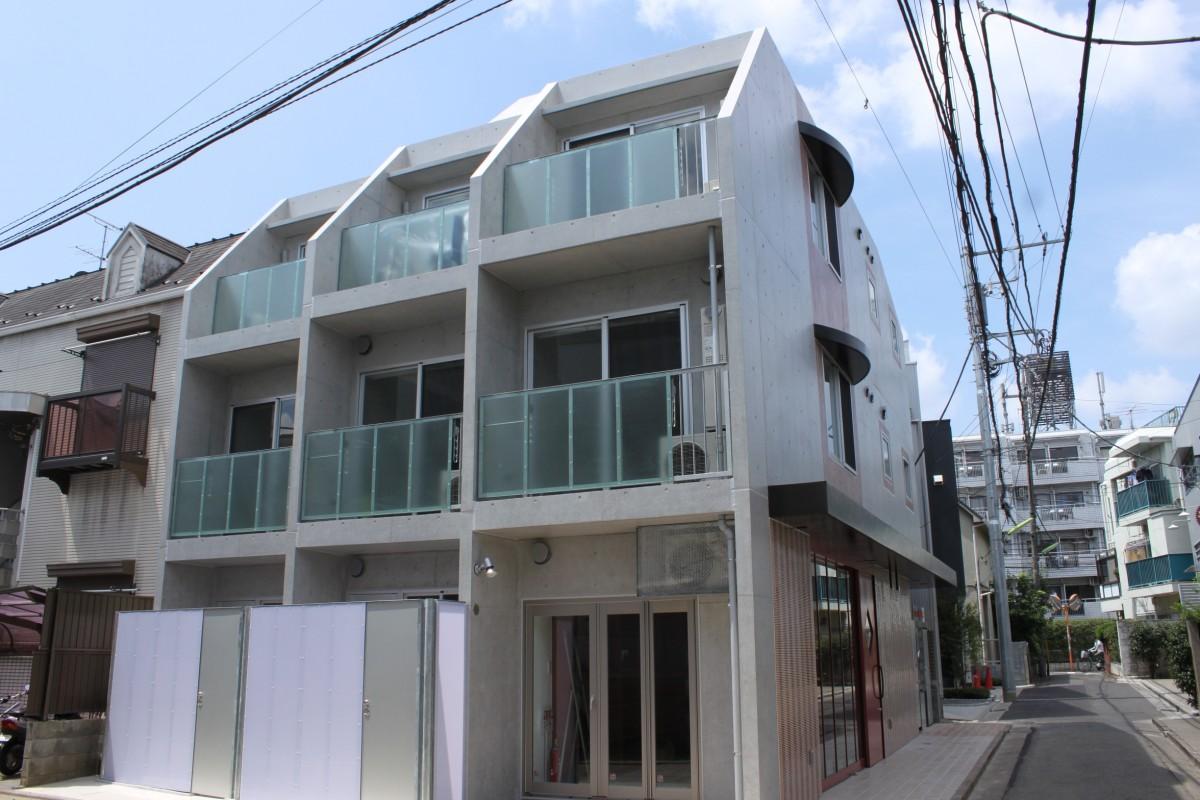 sidewalk下北沢外観 (99)