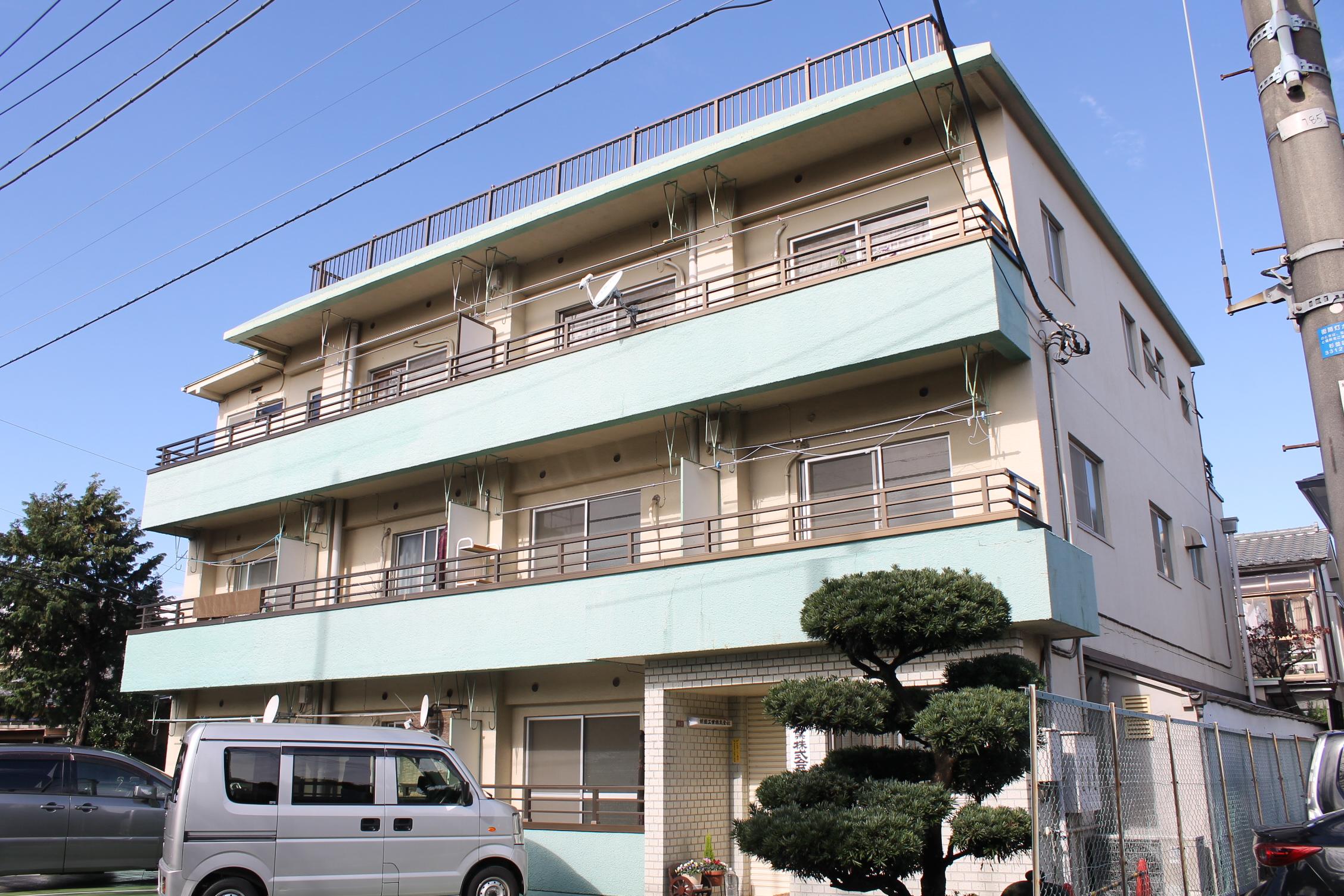 前田マンション201号室 値下げしました