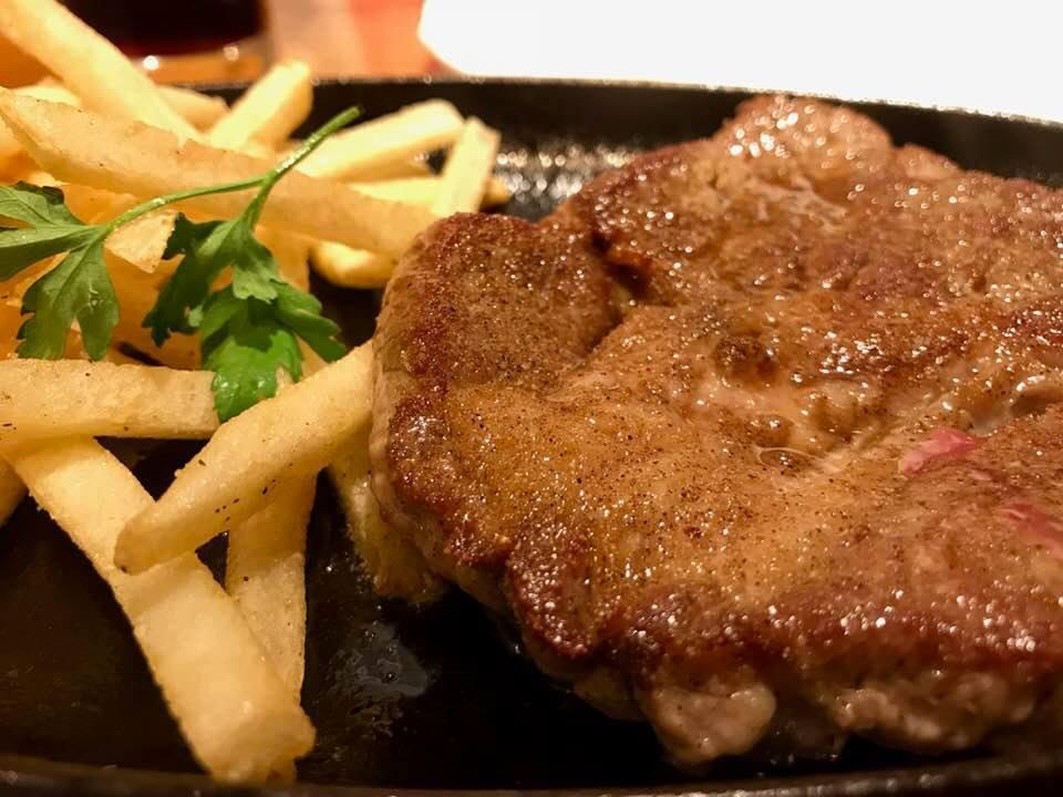 週末だけのプチ贅沢♡「BISTRO CHAP」で土日限定1,000円ステーキ