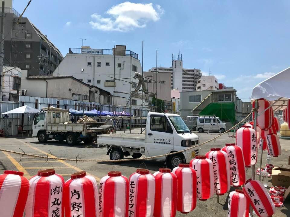 シモキタ音頭で踊りゃんせ! 8/11、12「下北沢盆踊り」あずま通りで開催