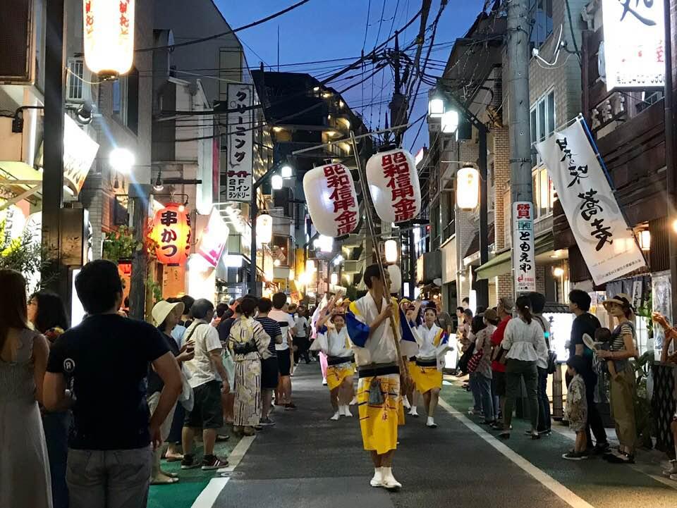 下北沢は今年も賑やか!2019春〜夏の祭・イベント