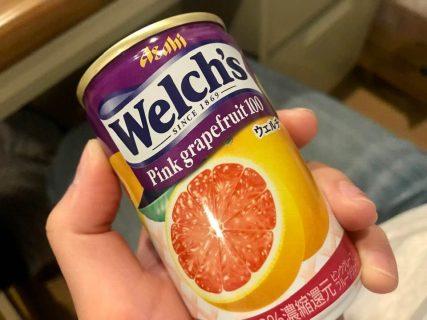 お歳暮に果汁100%ジュースをいただきました