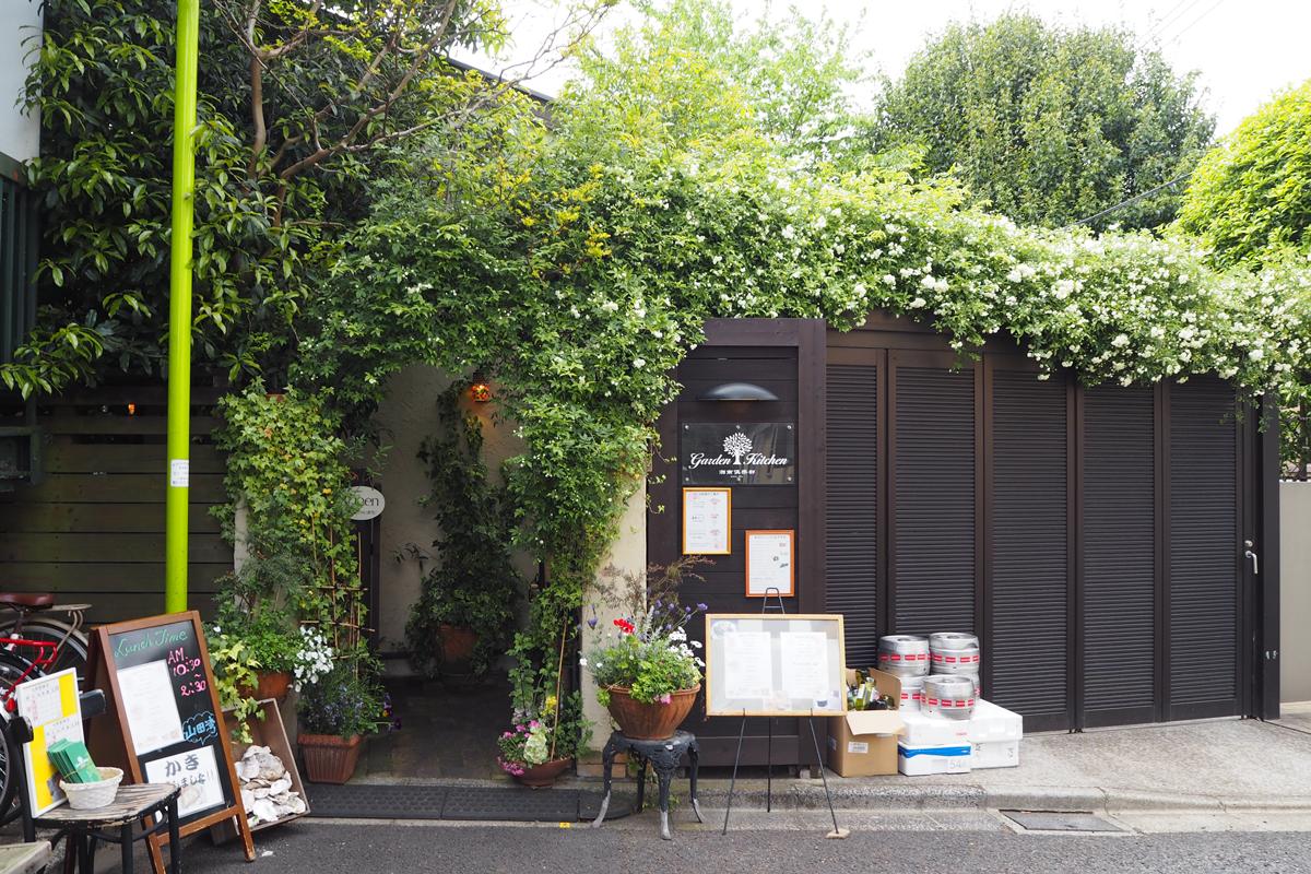 素敵な一軒家レストラン「湘南倶楽部」でランチ☆