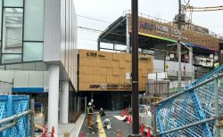 下北沢駅の新改札、3/16に向けて着々と完成形へ