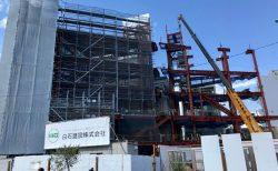 さらに拡大「SHIMOKITA FRONT」と、谷へと化すしもきた商店街