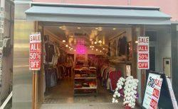 「STEP AHEAD」2号店、一番街栄通りにオープン
