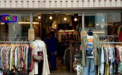 auショップ跡地は古着店、「GASLAMP SQUARE」2店舗目