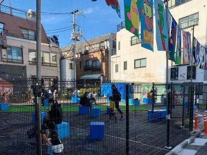 「下北沢リンクパーク」と、増えるオープンスペース