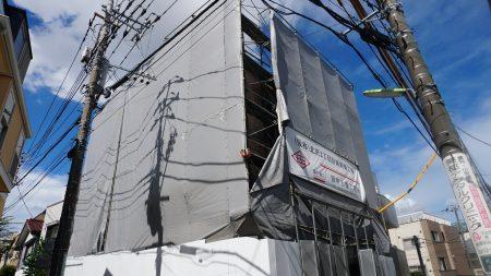 9月下旬に下北沢に完成する新築物件