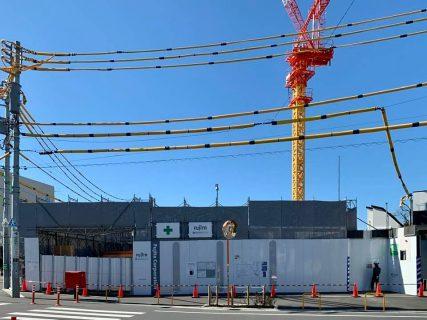 学生寮、商業施設……今後景色が変わる南西口〜鎌倉通りエリアの現在