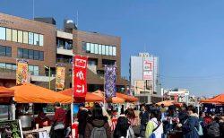 山の幸と海の幸がいーっぱい!「糸魚川物産展」大盛況