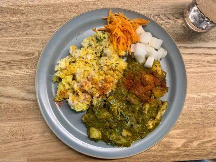 これがマサラの力だ!週末だけの間借りカレー「masala curry & chai」