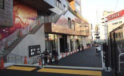 シモキタフロント前の道路が開通&店舗も大分決まったみたい!