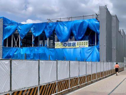 「下北線路街」東北沢エリアも着工、茶沢通りそばに新たな商業施設