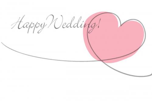 Happy Wedding☆20180609