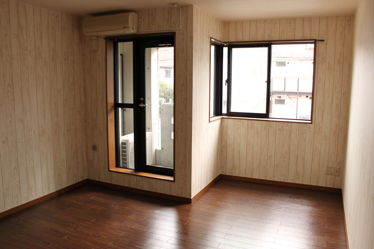 広めのお部屋で一人暮らし!静かに暮らすなら「クオーレ代沢」203号室