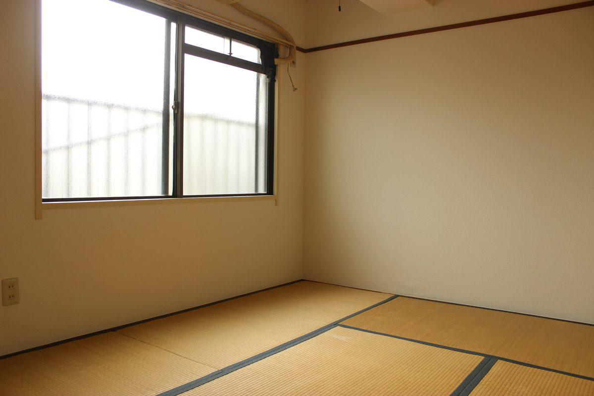 和室好きさん必見!ルームシェアに最適「福々駒沢マンション」303号室
