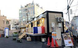 チキンブリトーと飲むわらびもち?鎌倉通りのコンテナカー「QUICK DELISH」🌮🥤