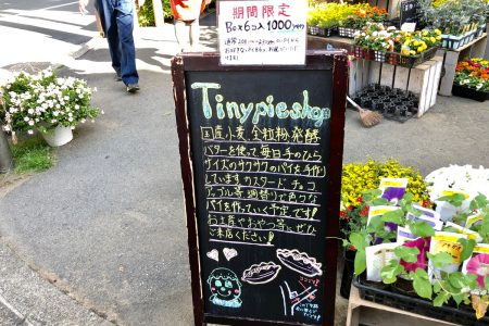 Tiny pie shopでオトクな期間限定キャンペーン実施中★