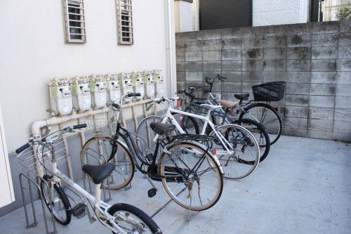 下北沢に住みたい人は駐輪場付きの部屋を選ぶべし