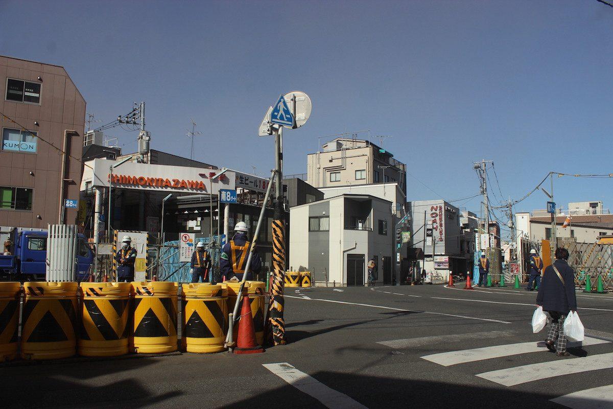 下北沢駅からウィルステージへ(南口編)