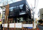 GARDENAの入っていたビル跡地にクールなビルが造られているよ、新店舗も決定済み?