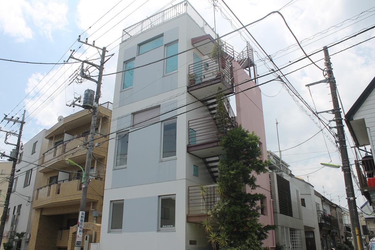 まるでツリーハウス?ロフト&屋上付き「カーサ・ドーロ」2階