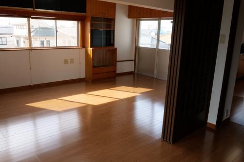 前田マンション302号室 内装が終わりました。2人暮らしにおすすめ☆