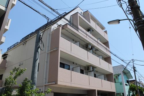 築浅デザイナーズマンション大人気の「プレミール中延」204号室
