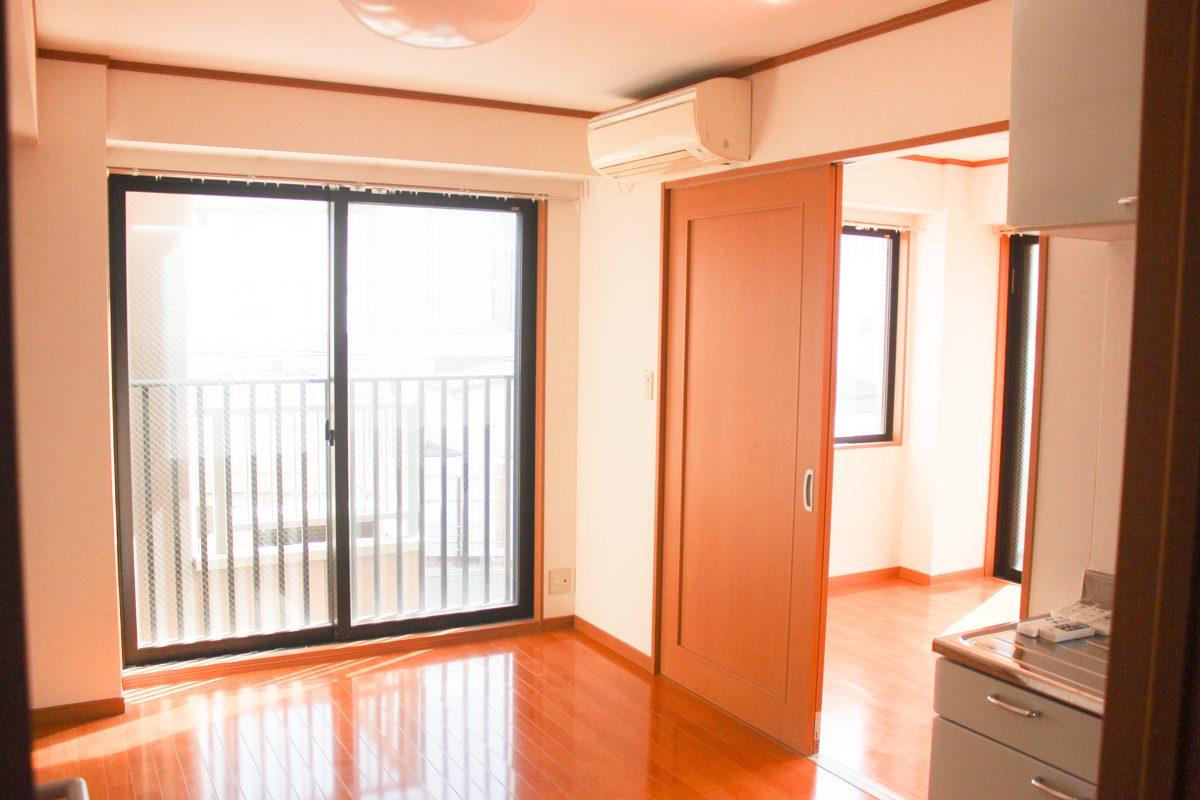 下北沢の真ん中で発見、キッチン広めの2DK! 「柳川ビル」302号室