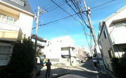 台風翌日の下北沢 360°VR