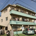 前田マンション 302号室