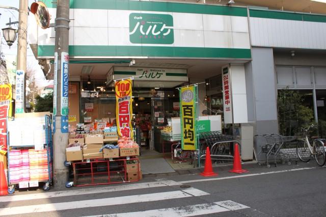 24時間営業のスーパー (2)