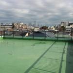 屋上まるごと使えます。天気の良い日には屋上を使って洗濯物・布団を干すのも良さそうです。