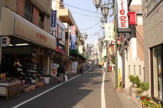 東松原駅商店街 (2)