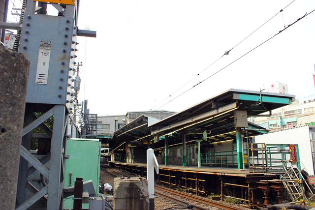下北沢旧駅舎