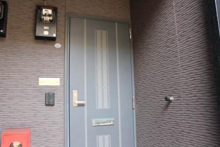 パームコート青葉台 玄関